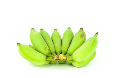 Cultivated banana Stock Photo