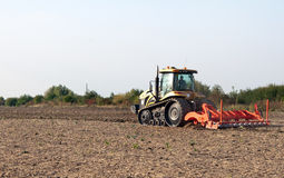 Cultivator Stock Image
