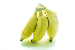 Cultivez la banane Photos libres de droits