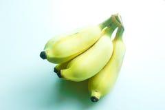 Cultivez la banane photographie stock libre de droits