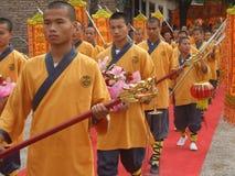 Cultura budista del este Fotografía de archivo