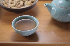 Cultura chinesa do chá Fotografia de Stock Royalty Free