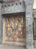 Cultura cinese antica immagini stock