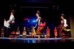 Cultura de Bornéu foto de stock