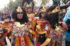 Cultura del carnaval Imagen de archivo libre de regalías