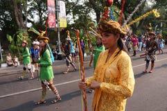 Cultura del carnaval Fotografía de archivo libre de regalías