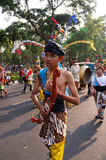 Cultura del carnaval Foto de archivo