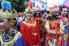 Cultura del carnaval Imagen de archivo
