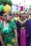 Cultura del carnaval Imágenes de archivo libres de regalías
