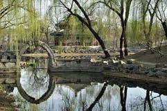 Cultura del cinese Horti Immagini Stock Libere da Diritti