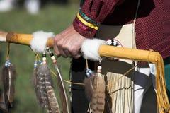 Cultura del indio de América Foto de archivo libre de regalías