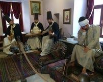 Cultura dell'ottomano Fotografie Stock Libere da Diritti