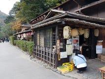 Cultura di Kyoto, Giappone fotografie stock