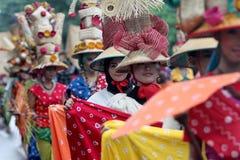 Cultura do carnaval imagens de stock