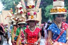 Cultura do carnaval fotografia de stock
