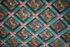 Cultura do palácio de verão Imagem de Stock