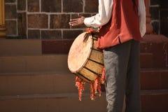 Cultura Garhwali foto de stock royalty free