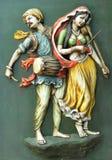 Cultura indiana Imagem de Stock Royalty Free