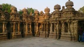 Cultura indiana, templo do tamilnadu fotos de stock royalty free