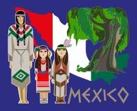 Cultura mexicana Fotografia de Stock