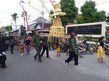 Cultura sola di carnevale del batik fotografia stock libera da diritti