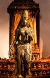 Cultura tailandesa da arte clássica foto de stock