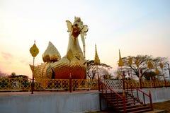 Cultura tailandesa da Buda Fotos de Stock Royalty Free