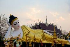 Cultura tailandesa da Buda Imagem de Stock Royalty Free