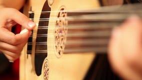 Cultura turca dell'asiatico del gruppo di musica classica della cultura video d archivio
