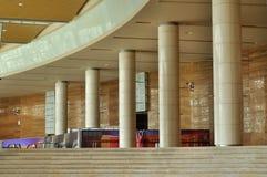 Cultura y Art Center de Suzhou Fotos de archivo libres de regalías