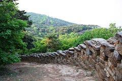 It a fortress in korea