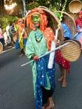 Cultural carnival Stock Image