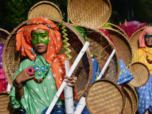 Cultural carnival Royalty Free Stock Image
