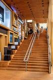Cultural center de `Rozet` in Arnhem, the Netherlands. Stock Images