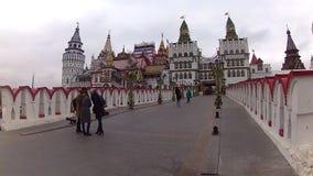 Main entrance of Izmailovsky Kremlin