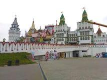 Izmailovsky Kremlin main gate