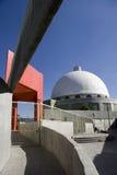 Cultural Centrer. Access to cultural center Manuel Gomez Morin in Queretaro royalty free stock photo