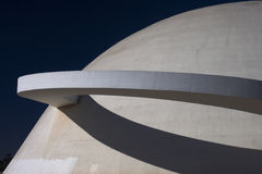 The Cultural Complex Brasilia Royalty Free Stock Photos