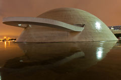 The Cultural Complex in Brasilia Stock Images