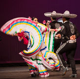 Cultural dance Royalty Free Stock Images