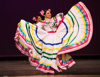 Cultural dance Stock Images