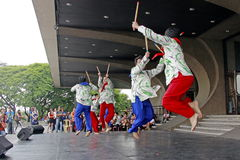 Cultural Dancer Stock Photo