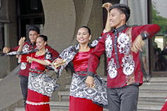 Cultural Dancer Stock Photography