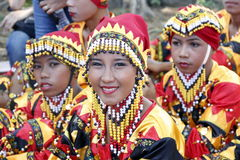 Cultural Dancers Stock Photography