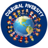 Cultural diversity around the world Stock Photos