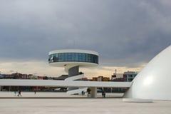 Niemeyer center Royalty Free Stock Photo