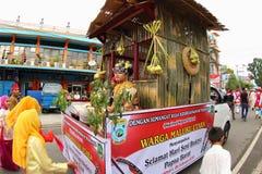 Cultural Festival Manokwari 2017 Stock Image