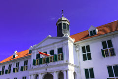 Cultural Heritage of Old Jakarta Royalty Free Stock Photo