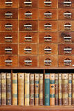 Cultural Heritage - Vintage Library Stock Photos