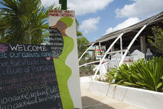 Cultural Market Bonaire Royalty Free Stock Images
